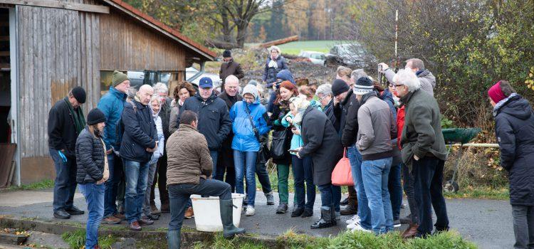 Slow Food Deutschland begeistert vom Land der 1000 Teiche