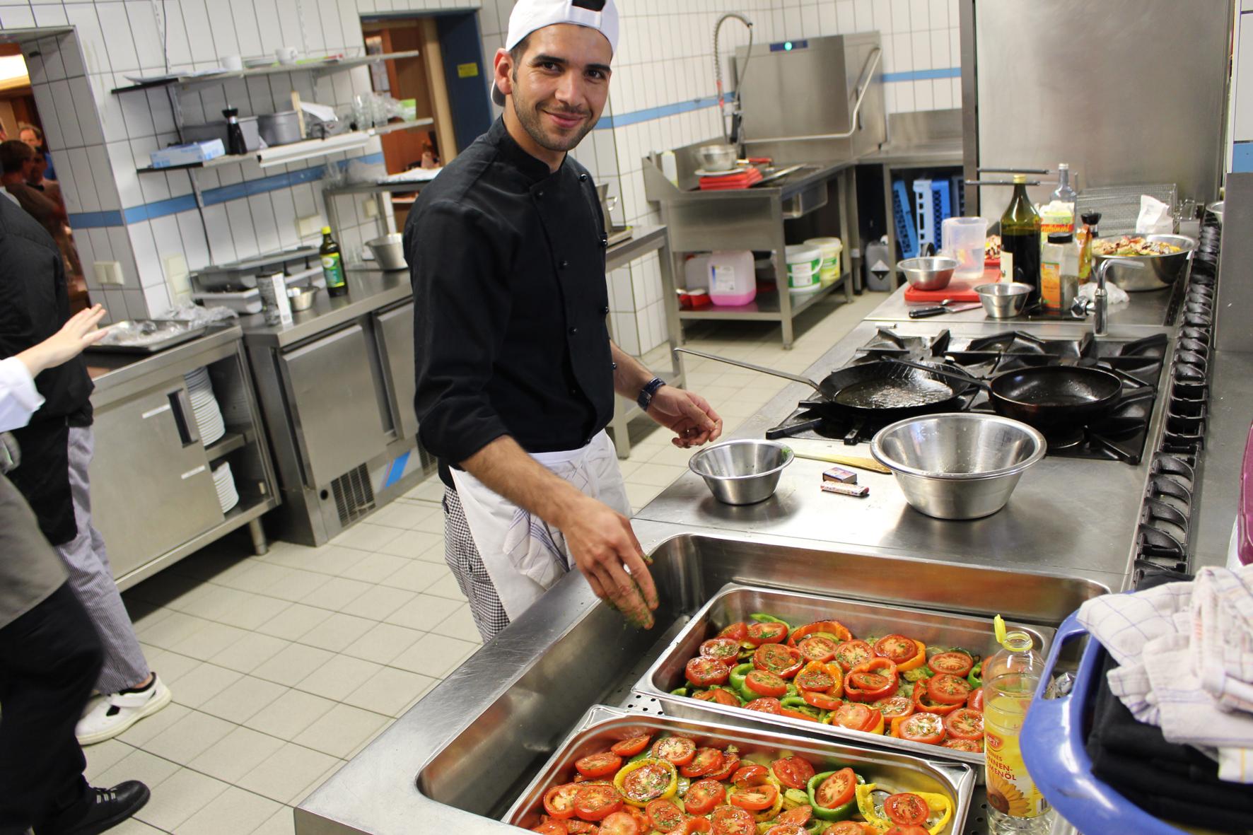 Mohammed Küche