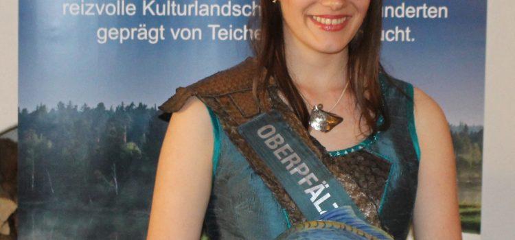 Sophia Bächer ist die neue Oberpfälzer Teichnixe