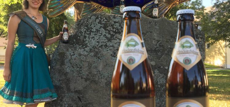 Oberpfälzer Teichnixe stellt Friedenfelser Karpfentrunk vor